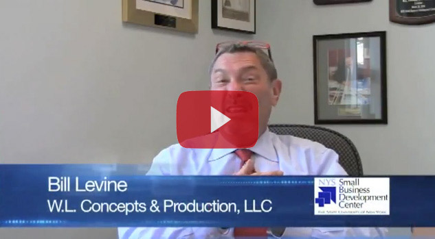 Display and Sign Maker Bill Levine Interview with the NY State Small Business Center